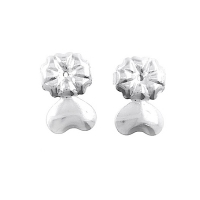 925 Sterling Silver Earring Backing